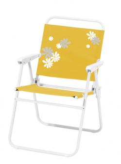 сгъв.стол 40141-жълт