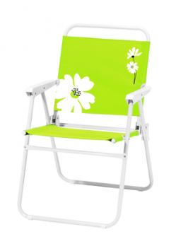 сгъв. стол 40141-зелен
