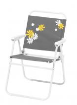 сгъв. стол 40141-сив