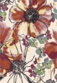 килим Infinity цветна градина - П09-32041-6274 - 80х150см,  133х195см,  160х230см,  200х290см